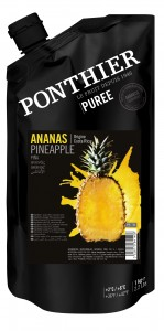 Ananas Costa Rica fruit puree