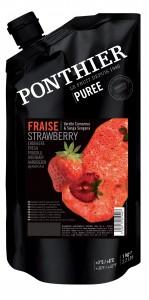 Aardbeien Camrosa, Senga  fruit puree