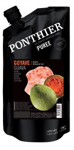 Guave fruit puree