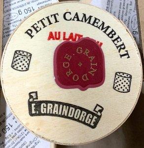 Petit Camembert Graindorge