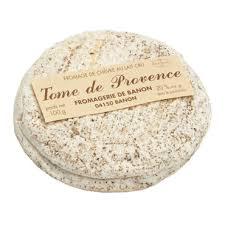 Tome de Provence lait cru
