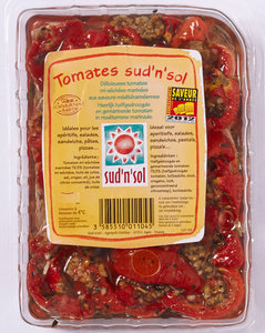 Sud'N Sol ovengedroogde tomaten