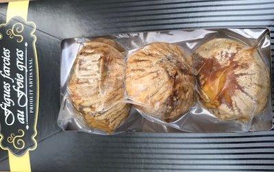Foie Gras Vijgen gevuld met eendenlever
