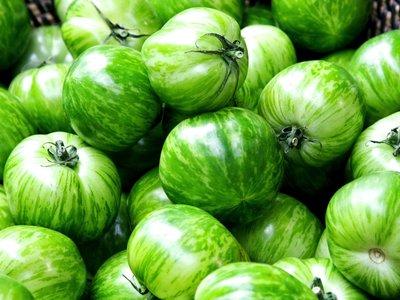 Tomate verte zebra PDB