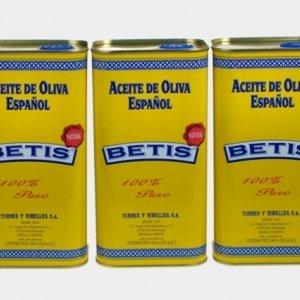 Betis olijfolie 5L (bakolie)